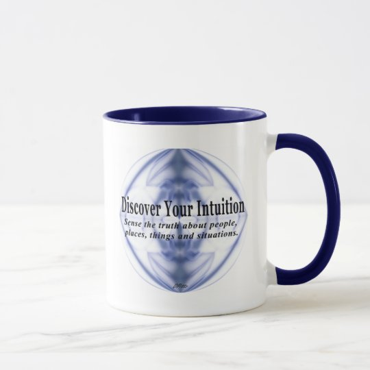 Discover Your Intuition Cup