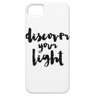 Discover Your Light iPhone SE/5/5s Case