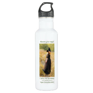 Discover Your Magic - Witch Stainless Steel Water Bottle