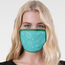 Discover Your Patronus Pattern Face Mask