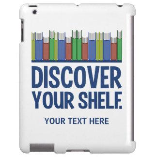 Discover Your Shelf custom monogram cases