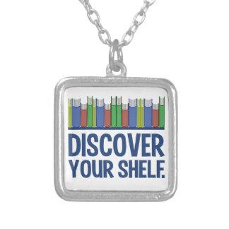 Discover Your Shelf necklace