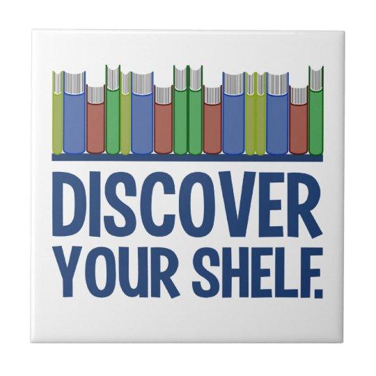 Discover Your Shelf tile