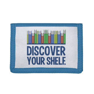 Discover Your Shelf wallets