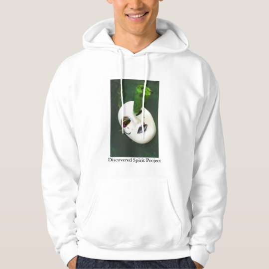 Discovered Spirit Project Hoodie