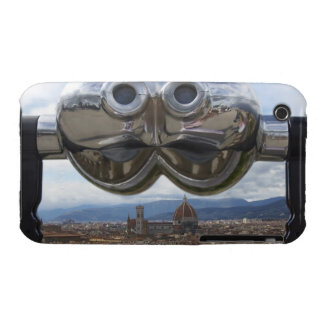 Discovering Florence in Italy iPhone 3 Case-Mate Cases
