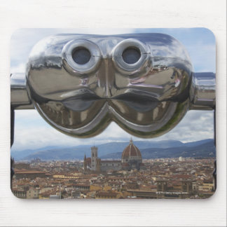 Discovering Florence in Italy Mouse Pad