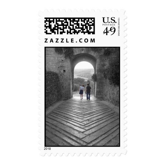 Discovering Italy Postage