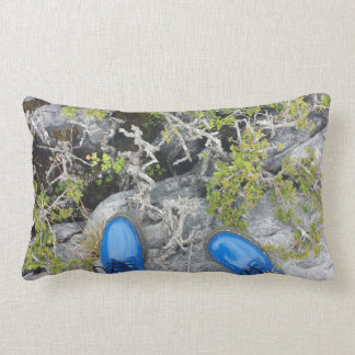 Discovering the Burren, Co. Clare, Ireland Pillow