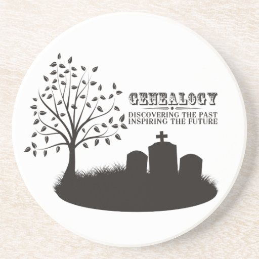 Discovering The Past. Inspiring The Future Beverage Coasters