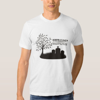 Discovering The Past. Inspiring The Future Shirt