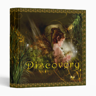 Discovery 3 Ring Binder