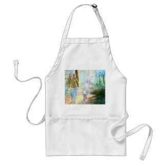Discovery Adult Apron