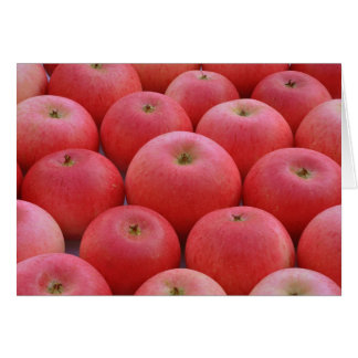 Discovery Apples Greeting Card