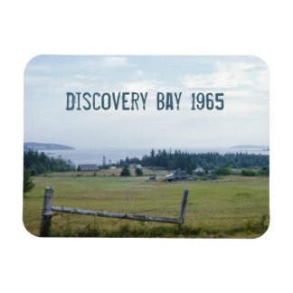 Discovery Bay Magnet