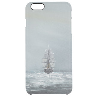 Discovery Captain Scott And Crew Clear iPhone 6 Plus Case