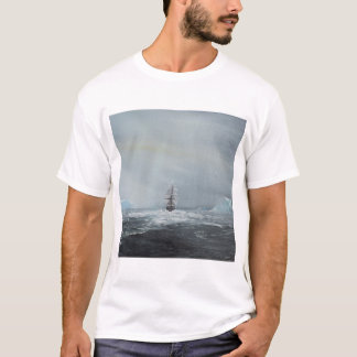 Discovery Captain Scott And Crew T-Shirt
