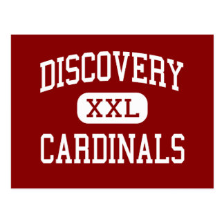 Discovery - Cardinals - Middle - Alexandria Post Cards