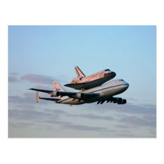 Discovery Flyout Postcard