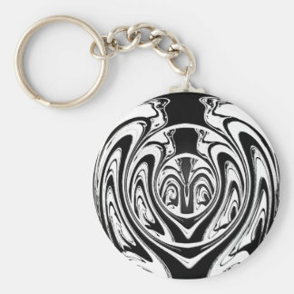 Discovery Graphic Keychain