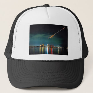 Discovery Over West Palm Beach hat