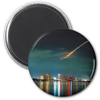 Discovery Over West Palm Beach magnet