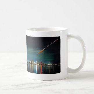 Discovery Over West Palm Beach mug