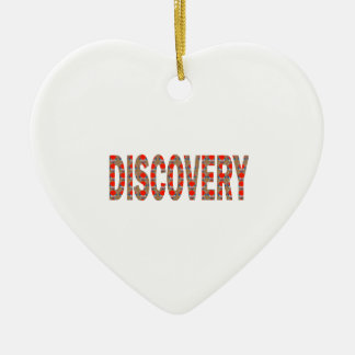 DISCOVERY Research Search Innovation Science Cosmo Ornament