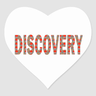 DISCOVERY Research Search Innovation Science Cosmo Stickers