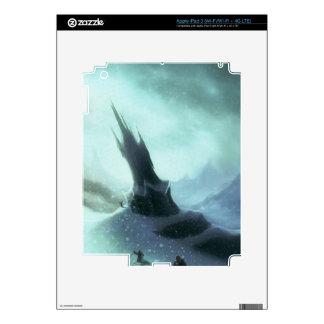 discovery scifi/fantasy iPad skin