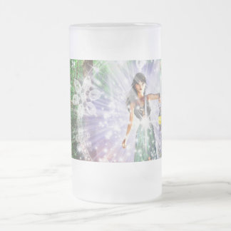 Discovery Sedona Frosted Glass Beer Mug