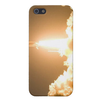 Discovery Space Shuttle Liftoff Cover For iPhone SE/5/5s
