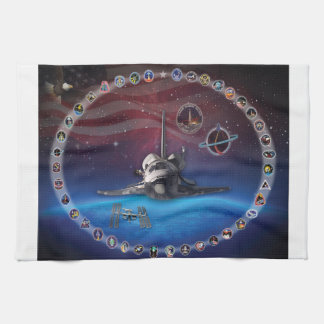 Discovery Tribute Hand Towel