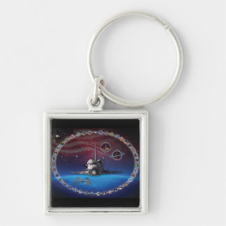 Discovery Tribute Keychains
