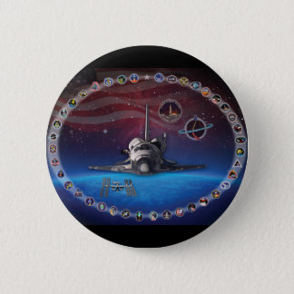 Discovery Tribute Pinback Button