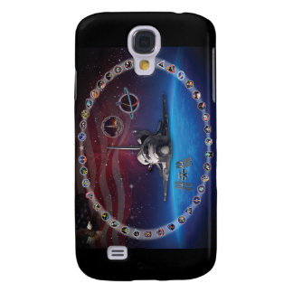Discovery Tribute Samsung Galaxy S4 Cover