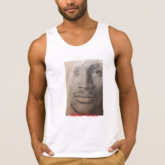 Discreet, comfortable and pretty tank top