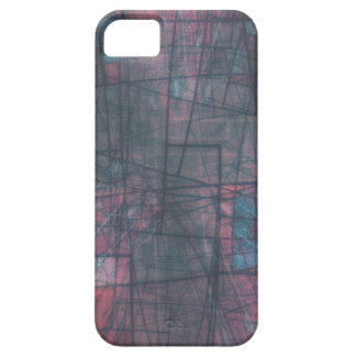 discreet, graphically, iPhone 5 cover