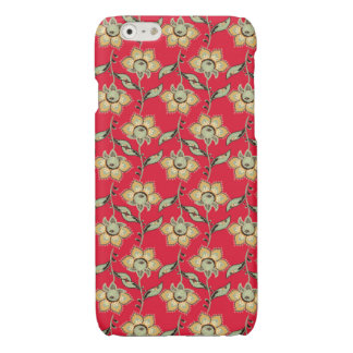 Discreet Hearty Approve Plentiful Glossy iPhone 6 Case