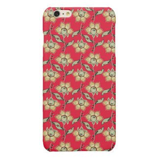 Discreet Hearty Approve Plentiful Glossy iPhone 6 Plus Case