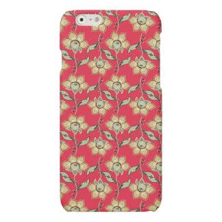 Discreet Hearty Approve Plentiful Matte iPhone 6 Case