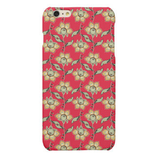 Discreet Hearty Approve Plentiful Matte iPhone 6 Plus Case