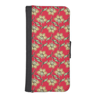 Discreet Hearty Approve Plentiful Wallet Phone Case For iPhone SE/5/5s