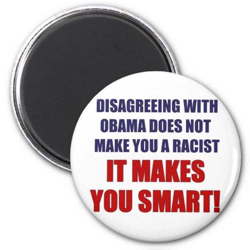 Discrepancia con Obama Iman