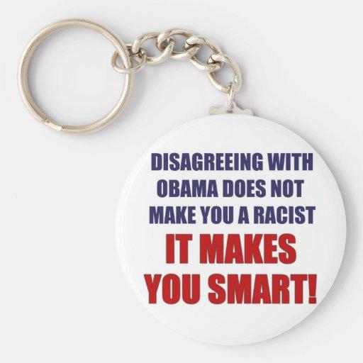 Discrepancia con Obama Llavero