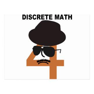 Discrete Math Postcard