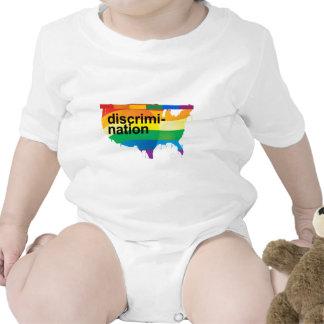 DiscrimiNATION Bodysuit