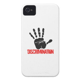 DISCRIMM.png iPhone 4 Case-Mate Case