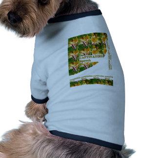 Discurso de FASCINACIÓN:  Cumplidos del positivo d Camiseta De Perrito