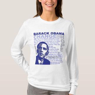 Discurso de Obama Playera